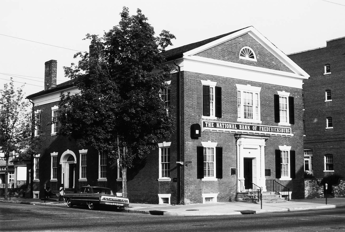 Farmers Bank of Fredericksburg