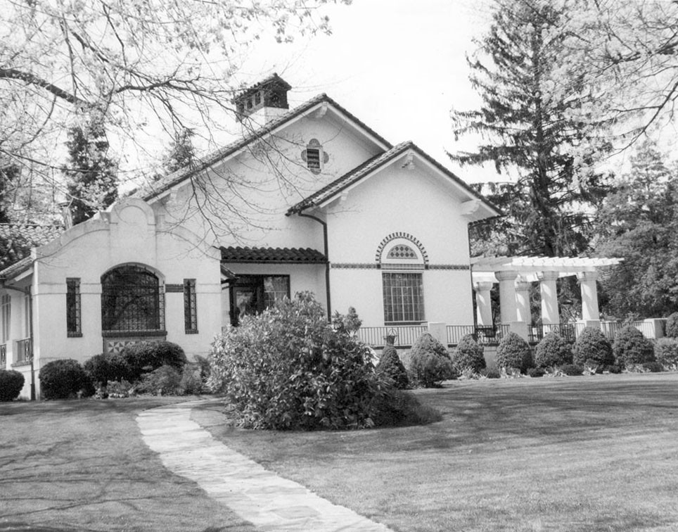 The Gordon C. Felts House