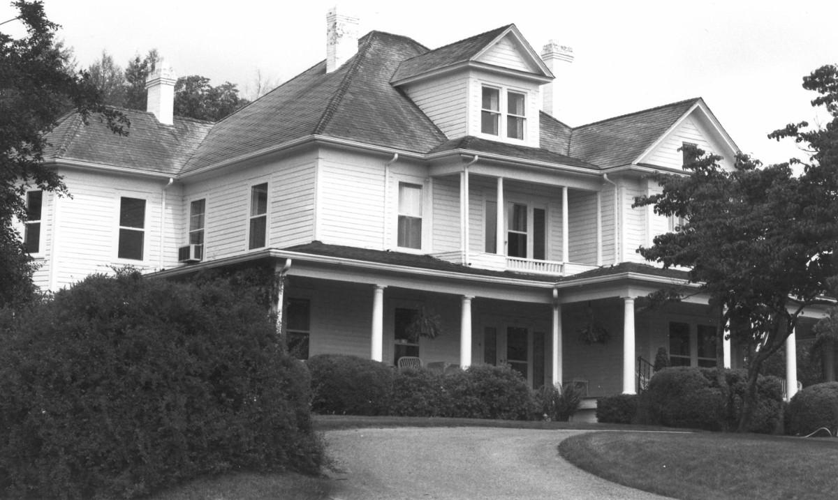 Dr. Virgil Cox House