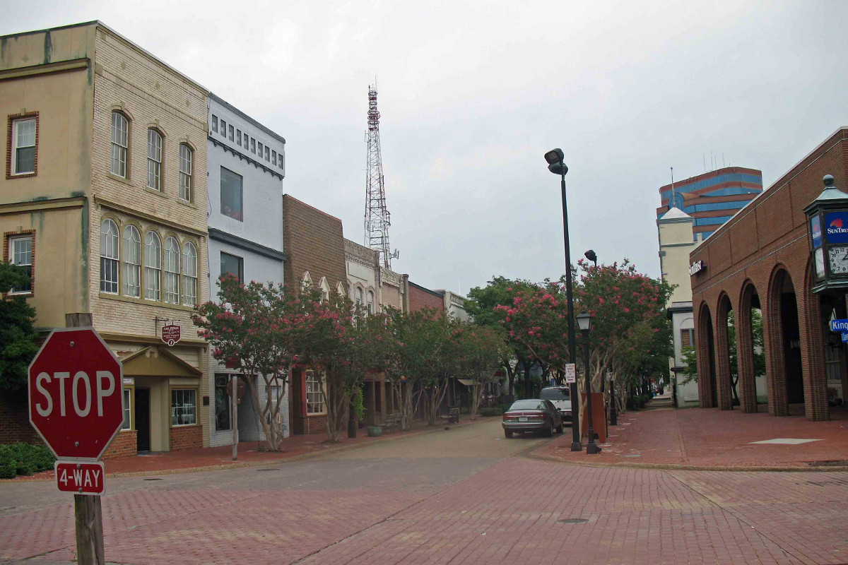 Hampton Downtown Historic District