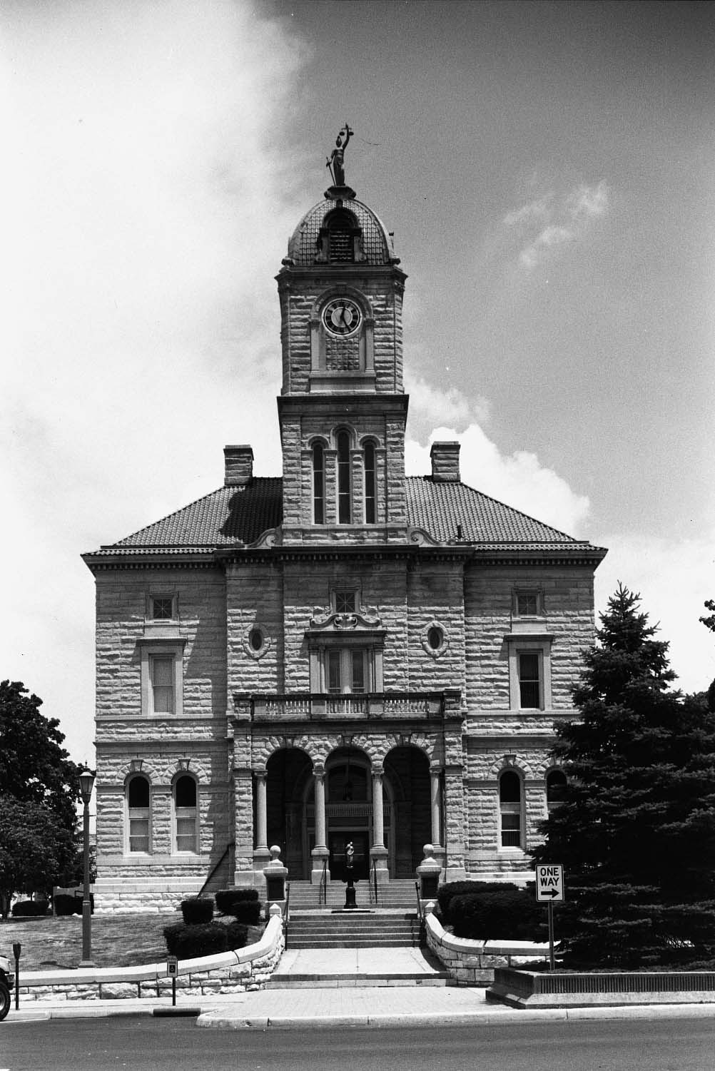 Rockingham County Courthouse
