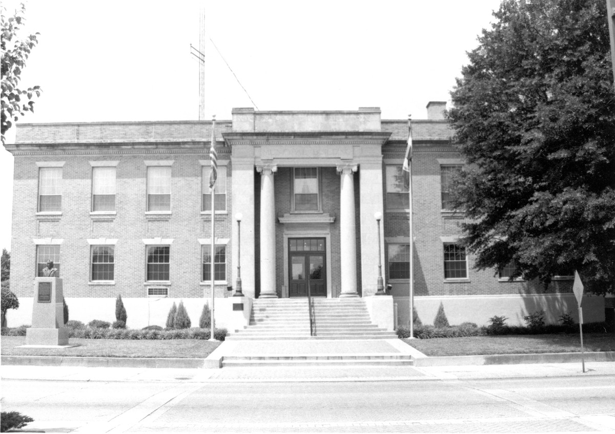 Hopewell Municipal Building