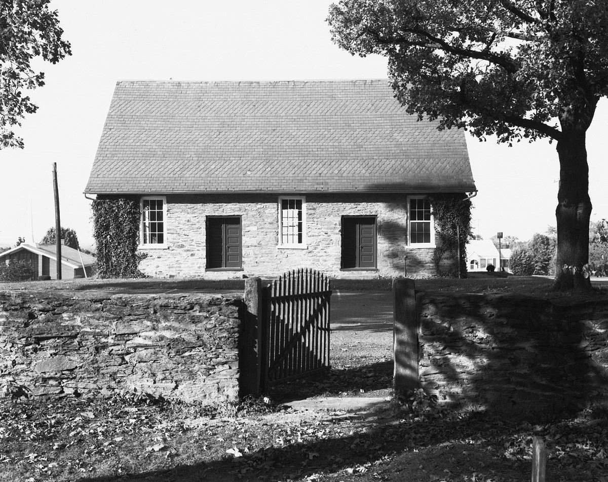 South River Quaker Meeting House