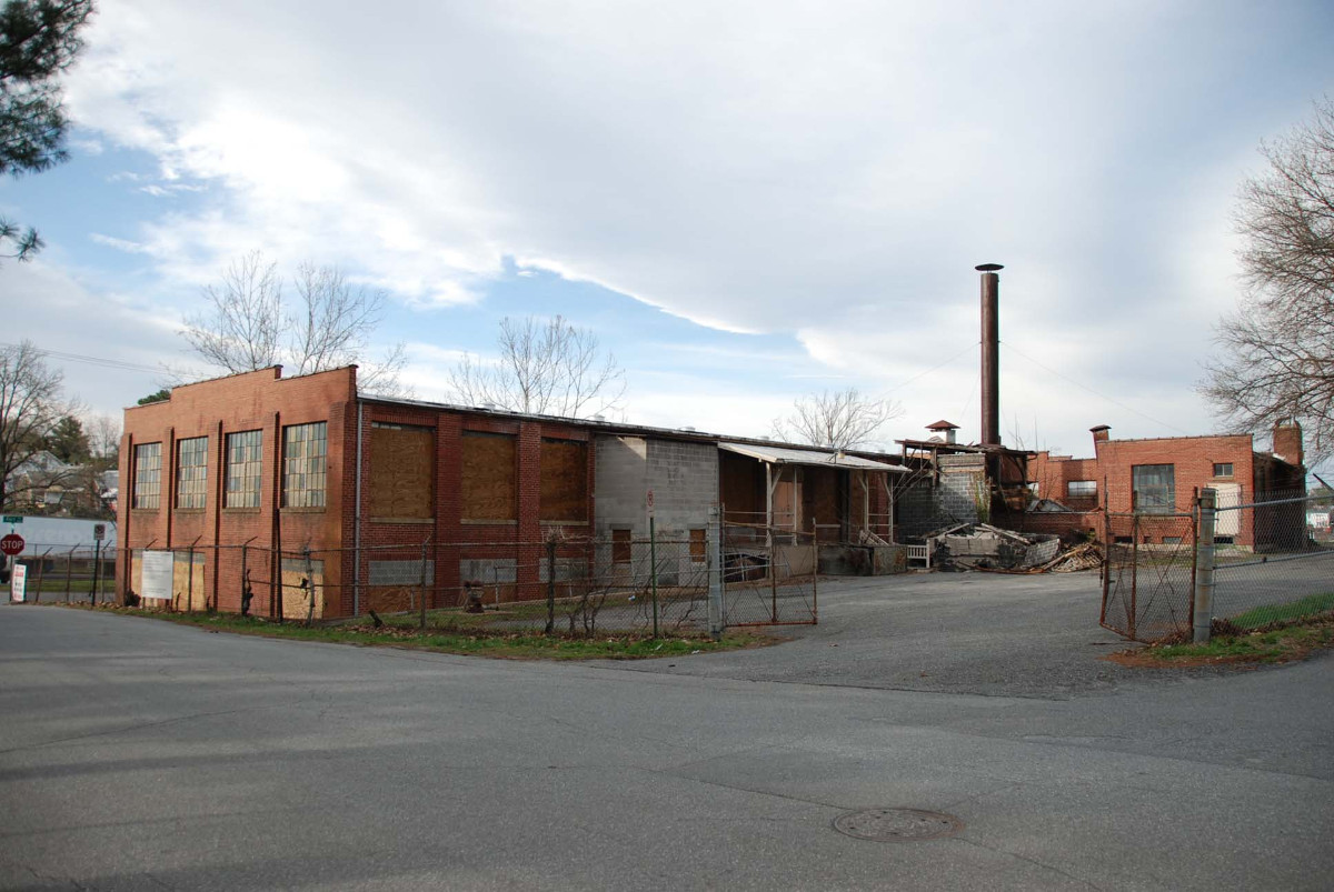 Lynchburg Hosiery Mill #1