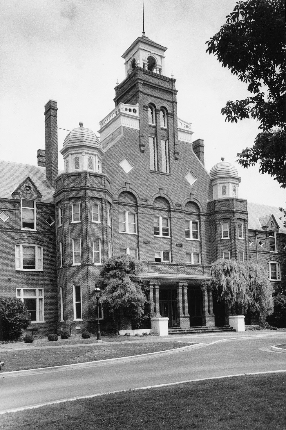 Randolph-Macon Woman's College Main Hall