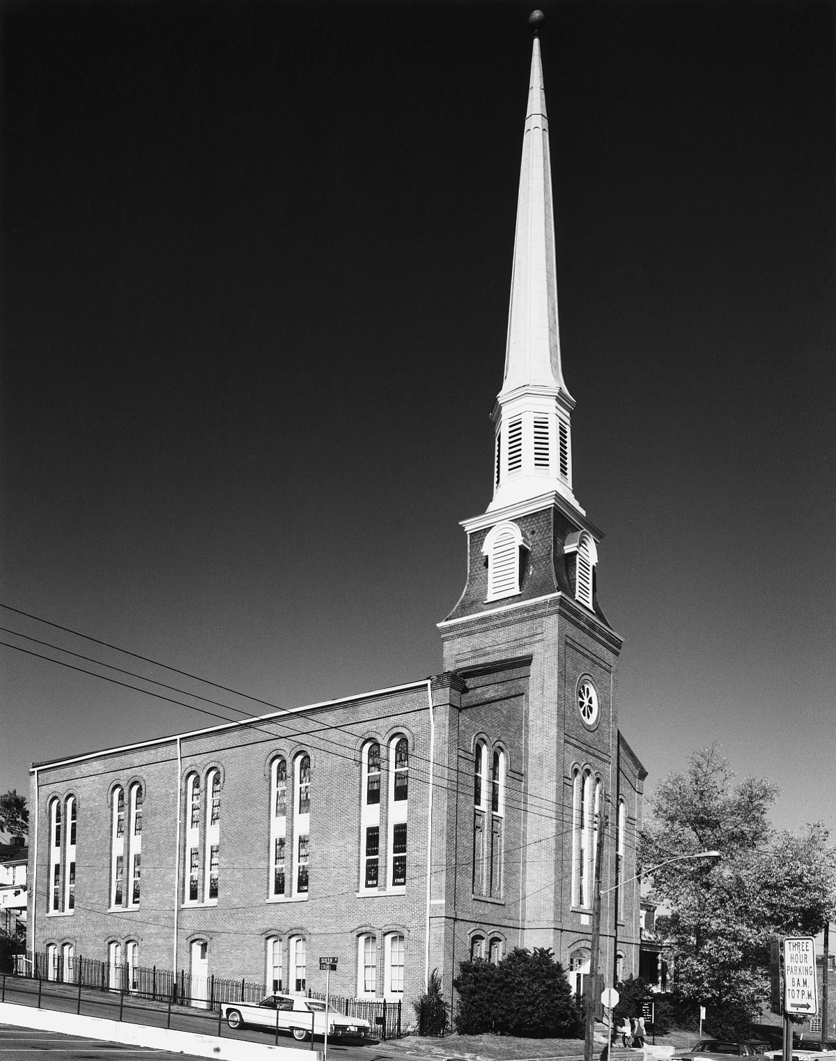 Court Street Baptist Church