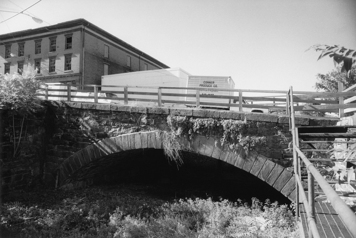 James River and Kanawha Canal Sites in Lynchburg, Virginia