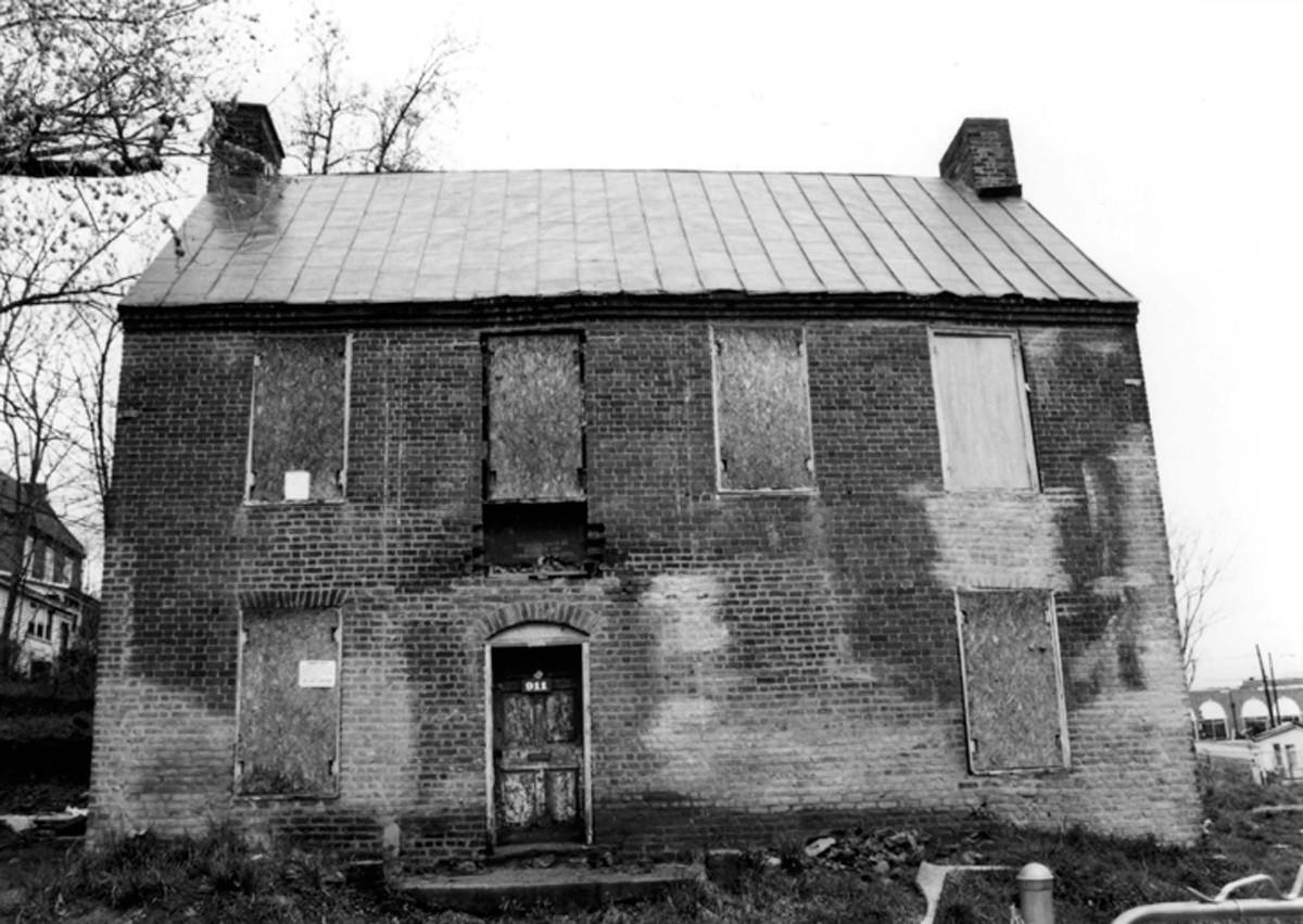 William Phaup House