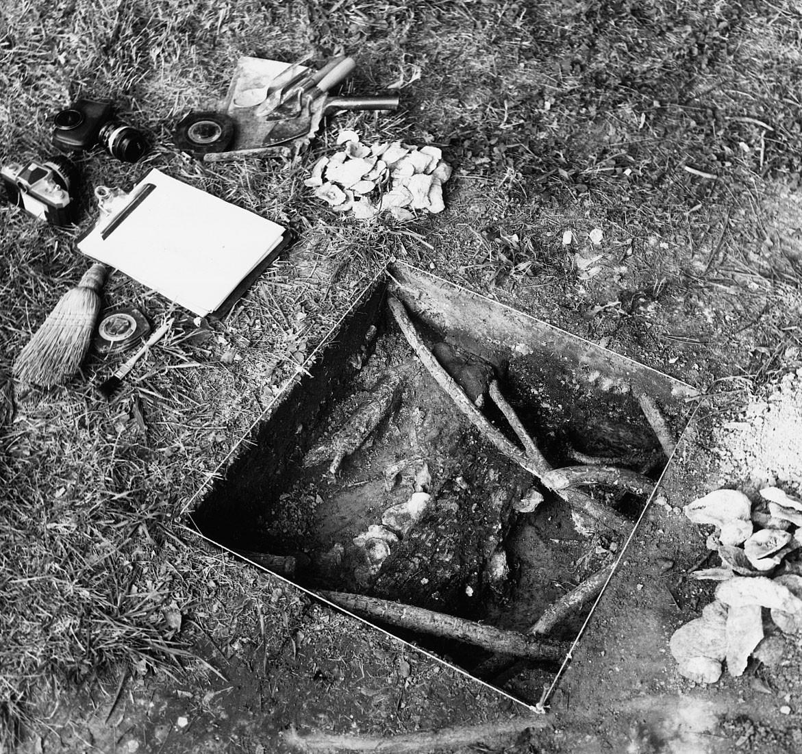 First Denbigh Parish Church Archaeological Site