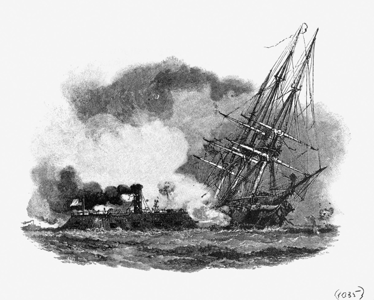 USS Cumberland  (19th Century Shipwreck Archaeological Site)