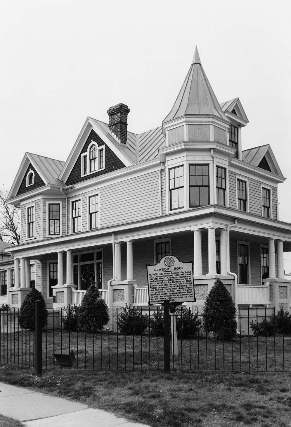 J. Thomas Newsome House