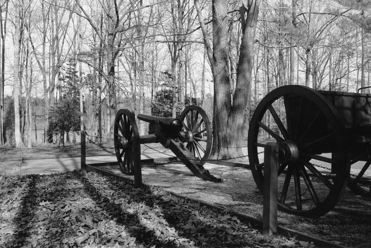 Dam No. 1 Battlefield Site
