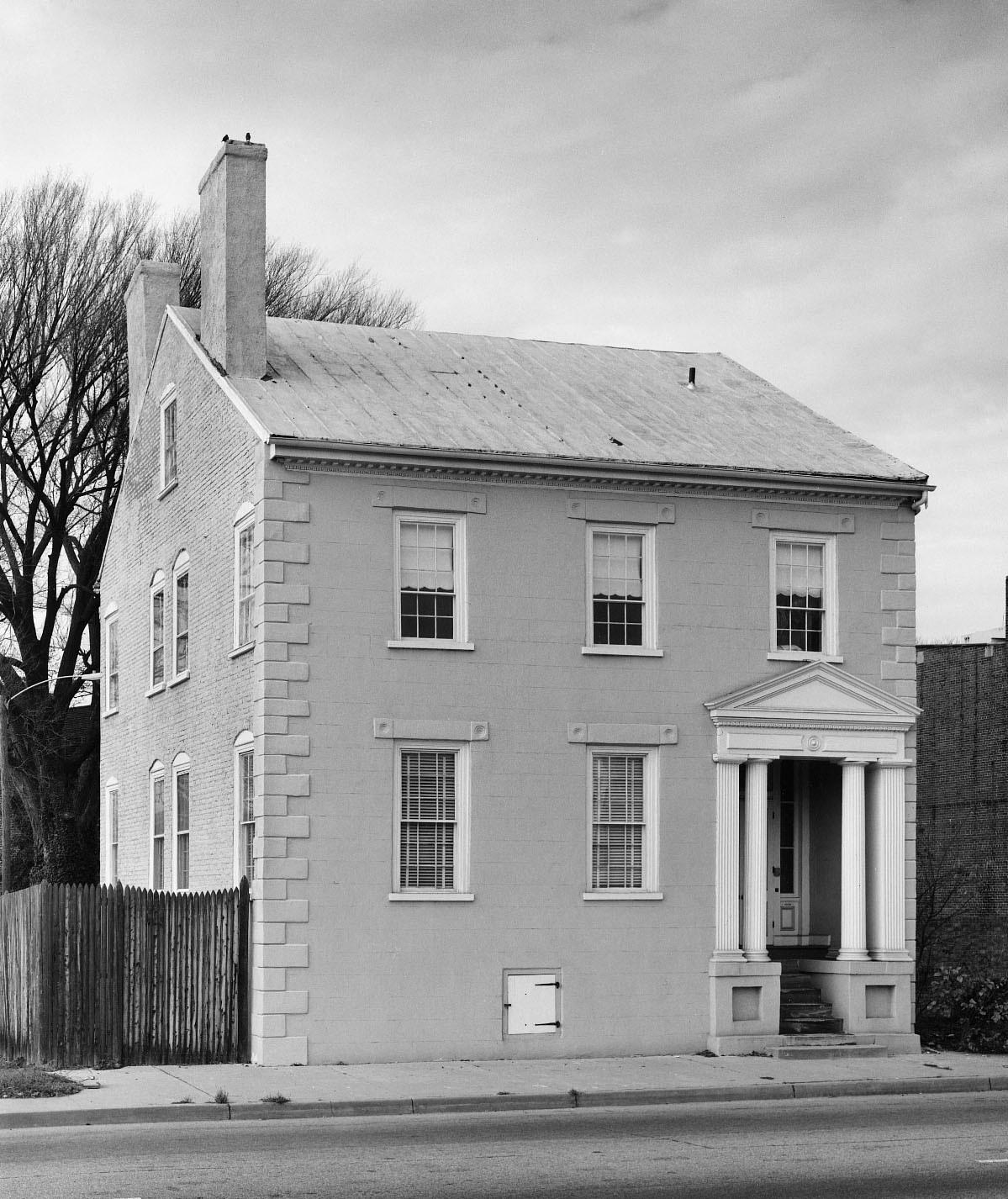Allmand-Archer House