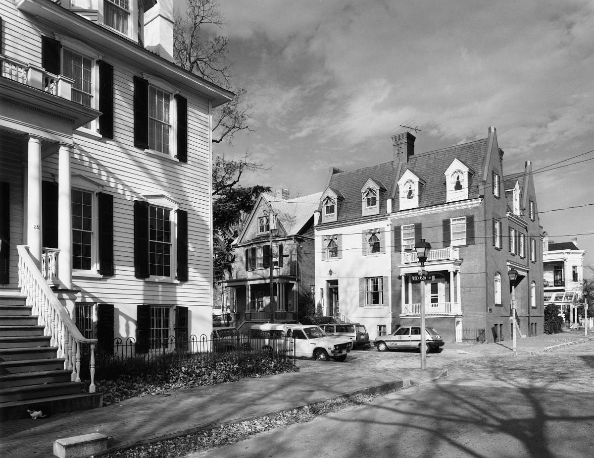 West Freemason Street Historic District
