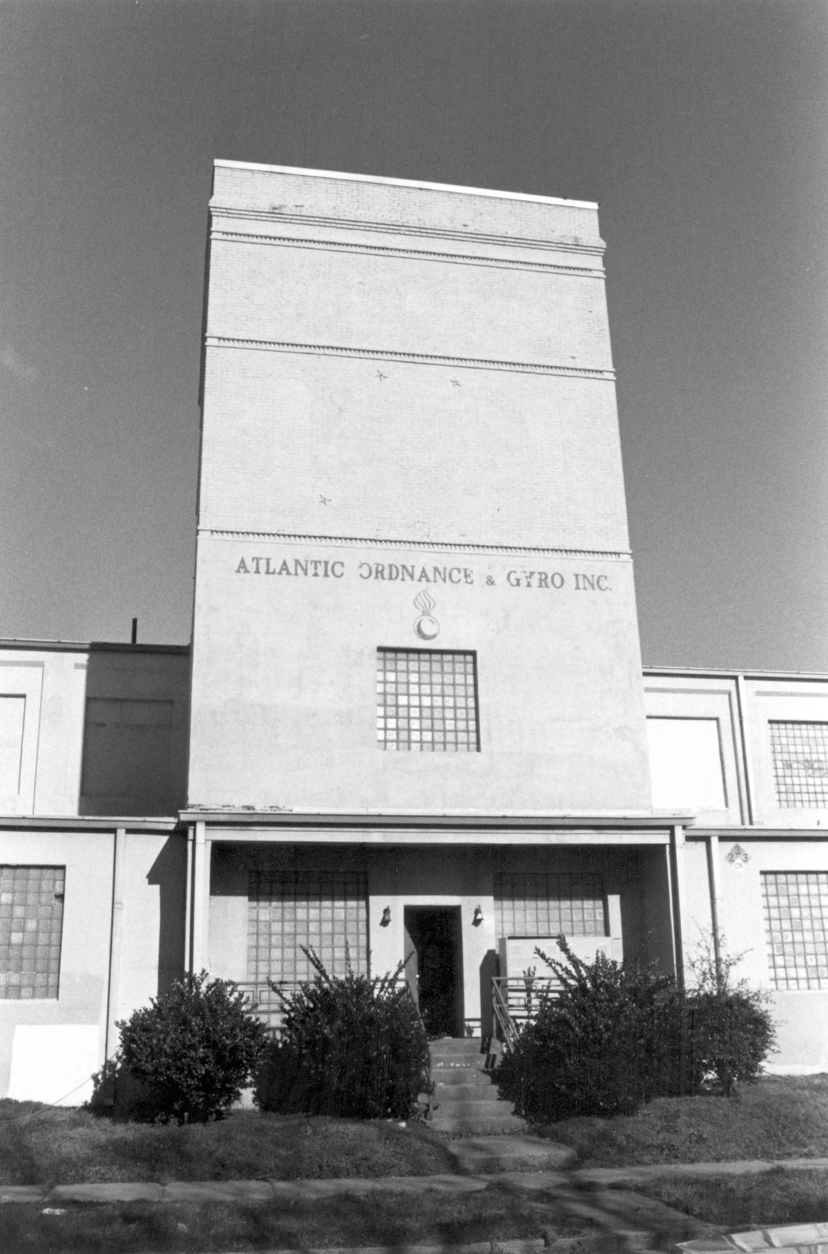 Lambert's Point Knitting Mill