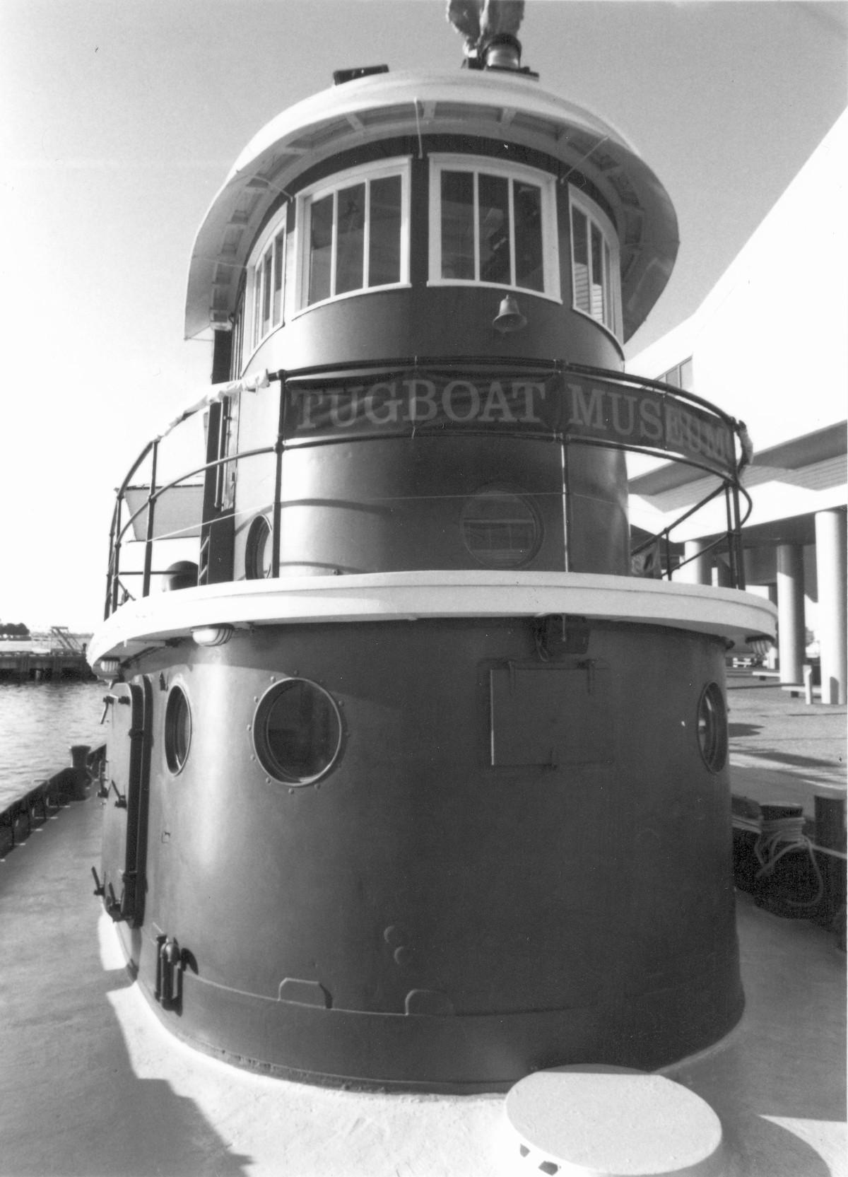 Huntington Tugboat