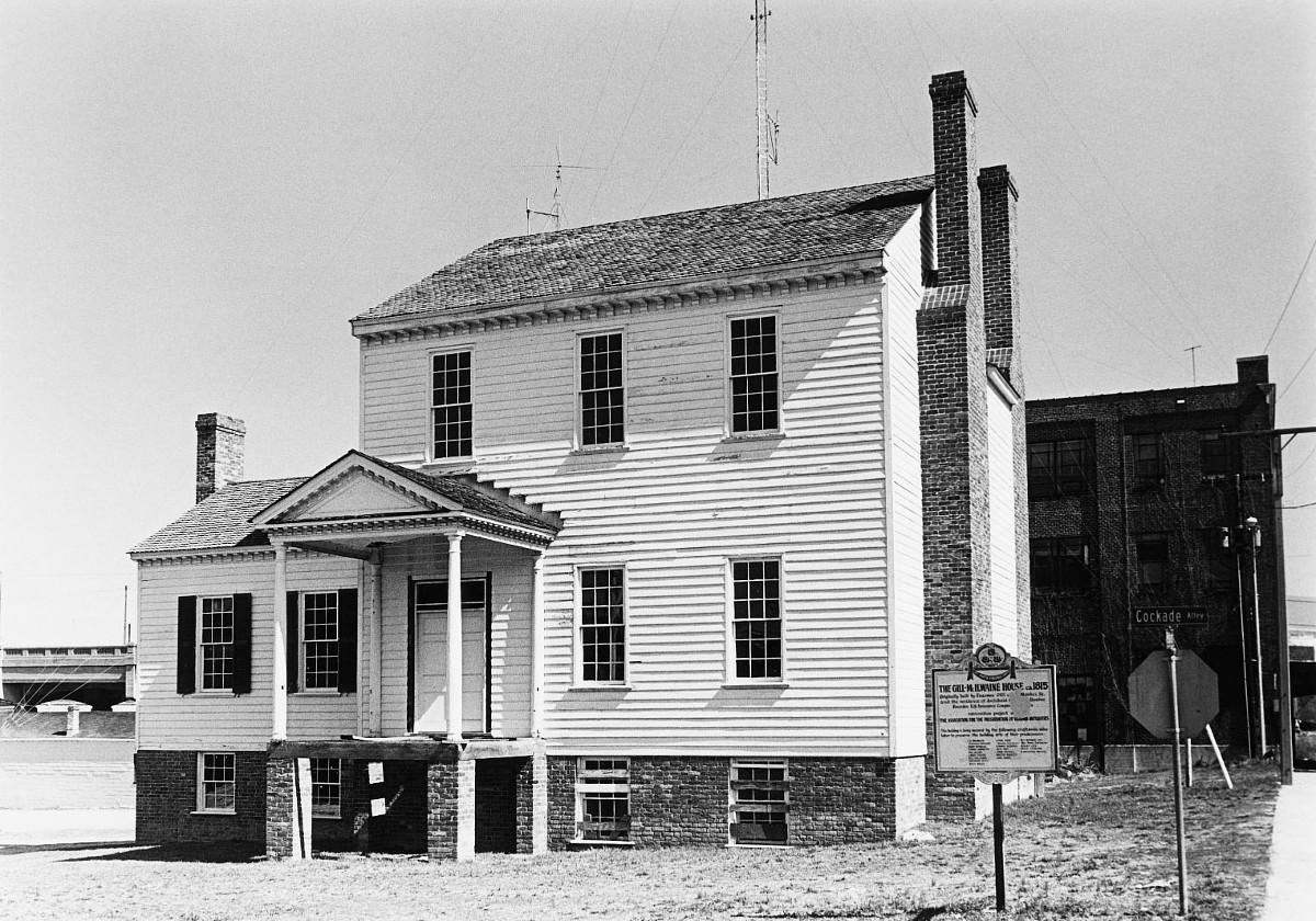 McIlwaine House