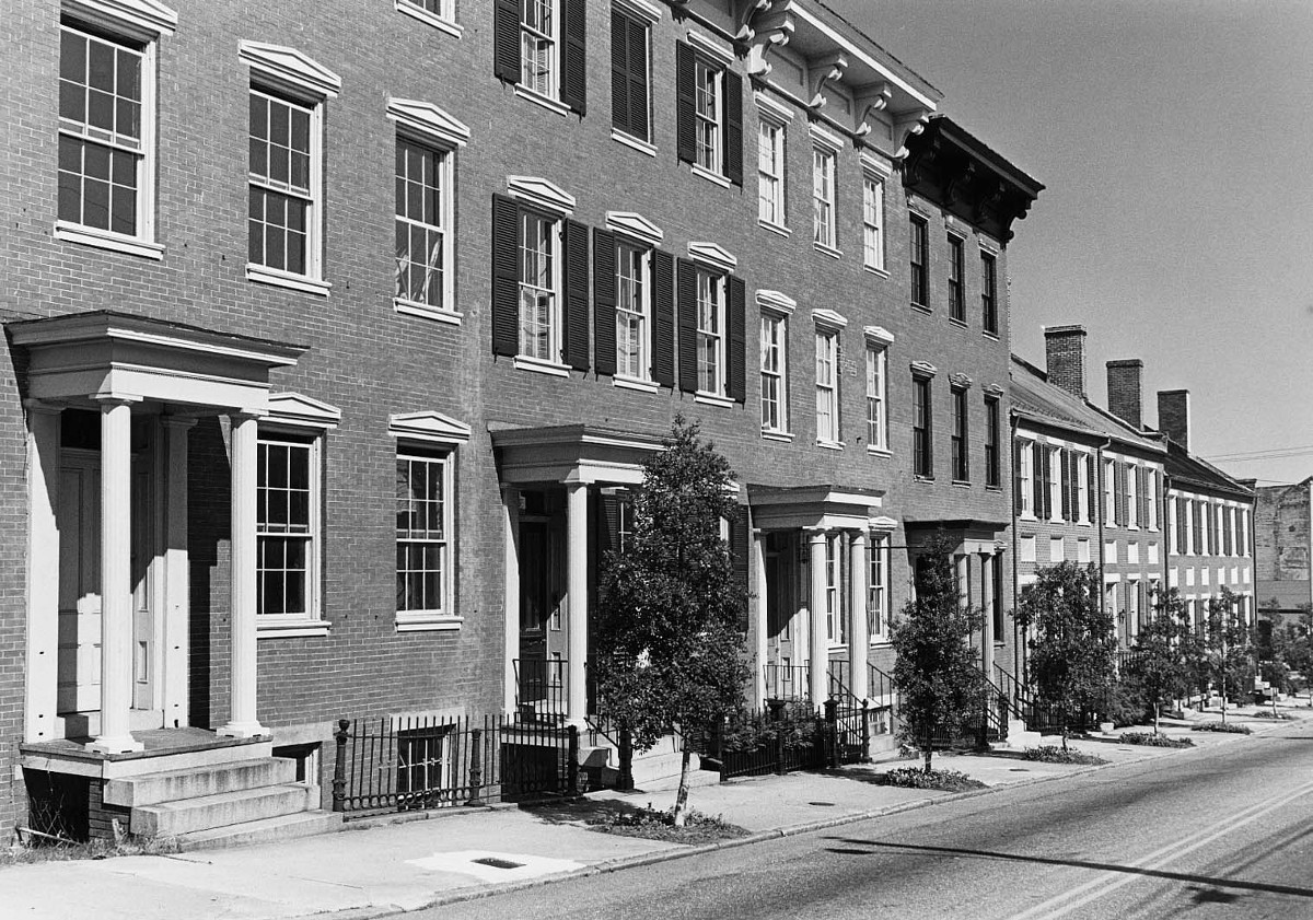 Petersburg Old Town Historic District