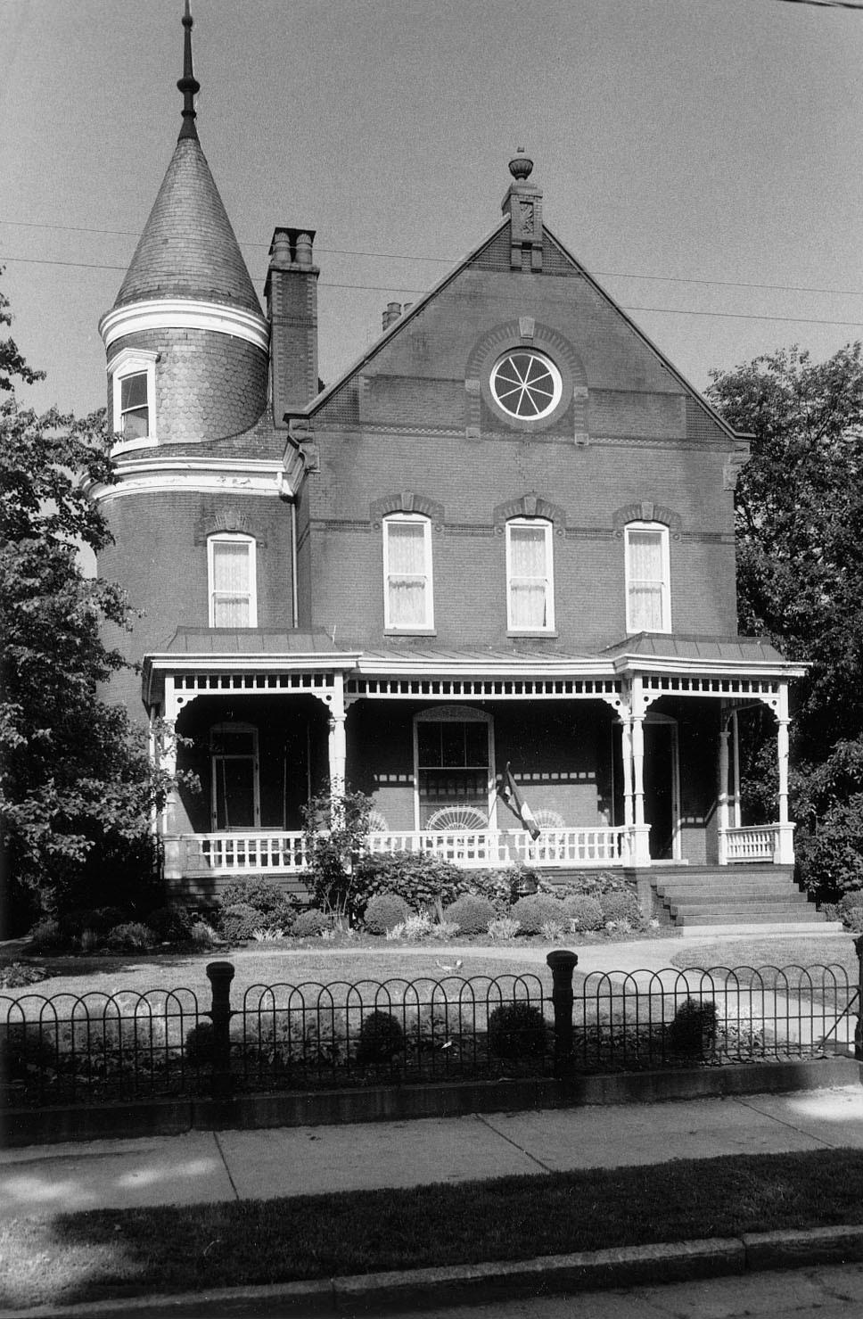 William McKenney House