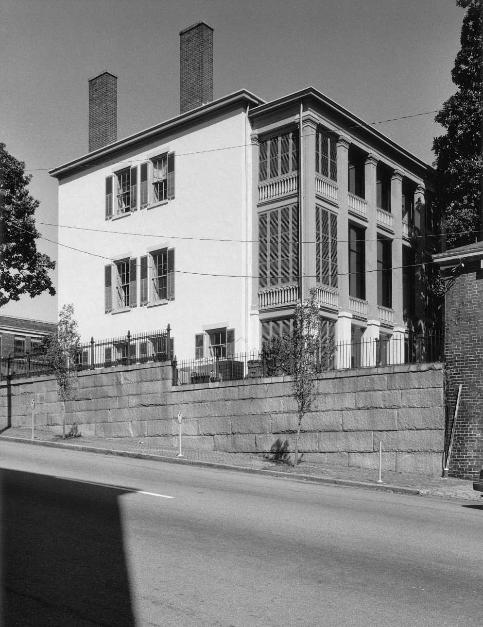 Barret House