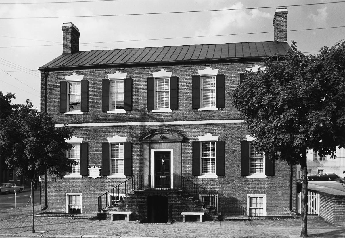 Crozet House