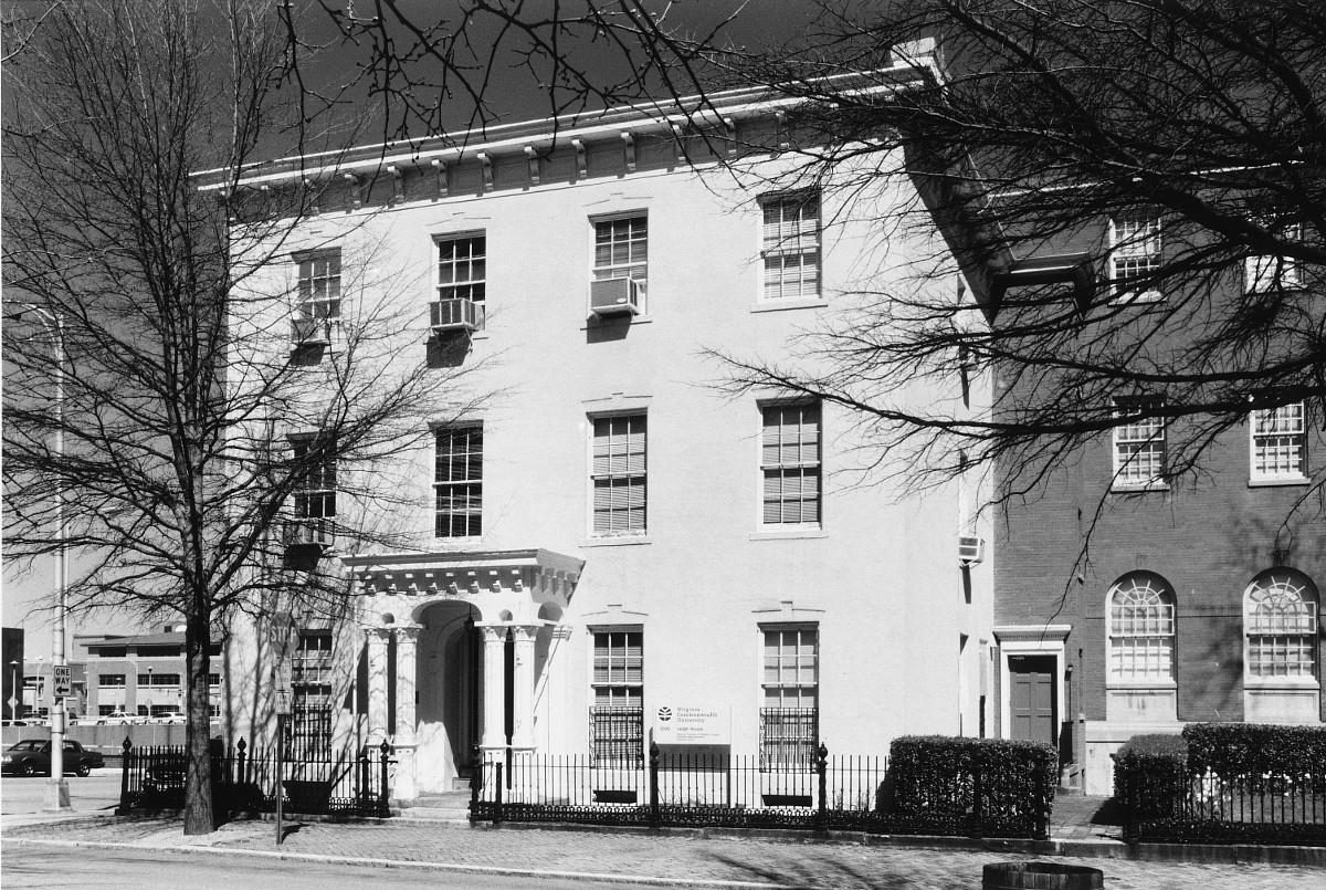 Benjamin Watkins Leigh House