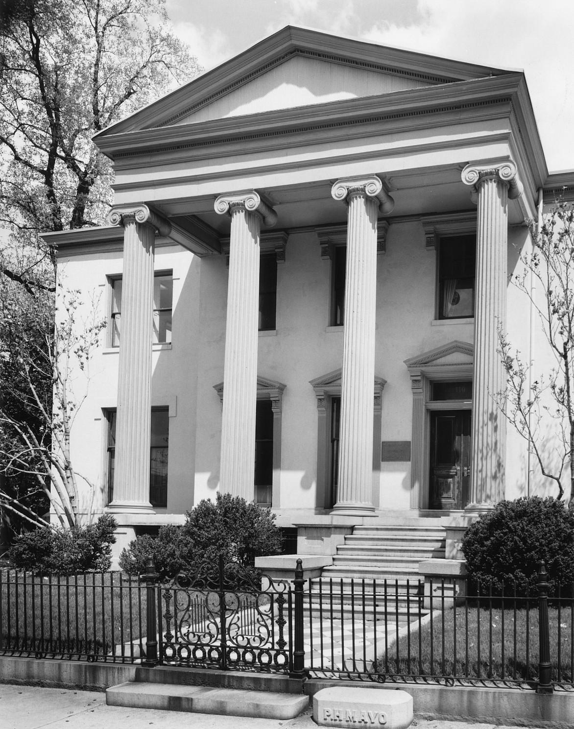 Mayo House (Mayo Memorial Church House)