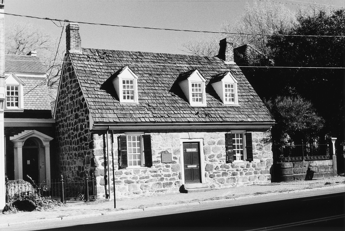 Old Stone House (Poe Museum)