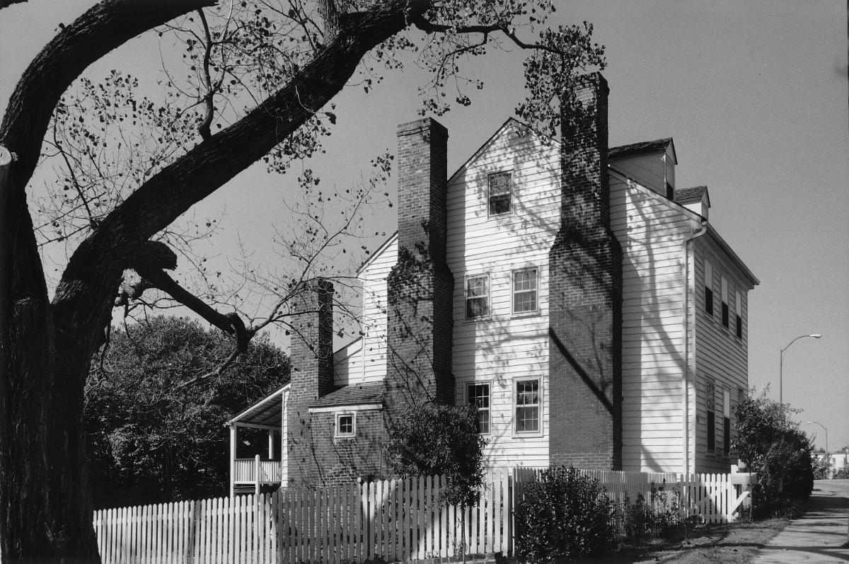 Woodward House
