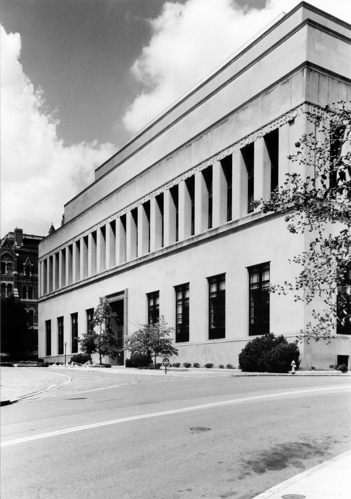 Virginia State Library (Old)