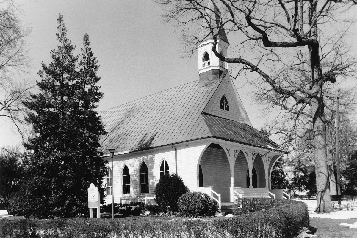 Confederate Memorial Chapel