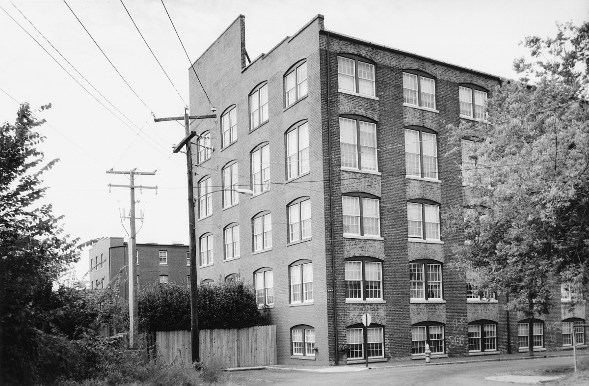 Hasker and Marcuse Factory (Church Hill House)