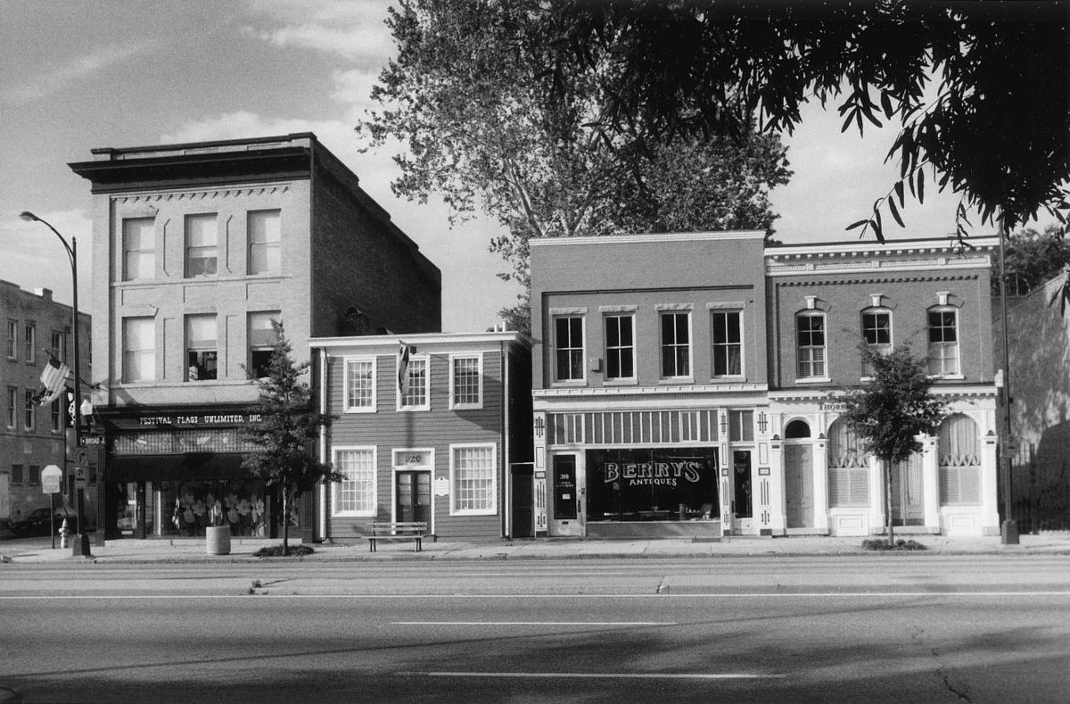 Broad Street Commercial Historic District