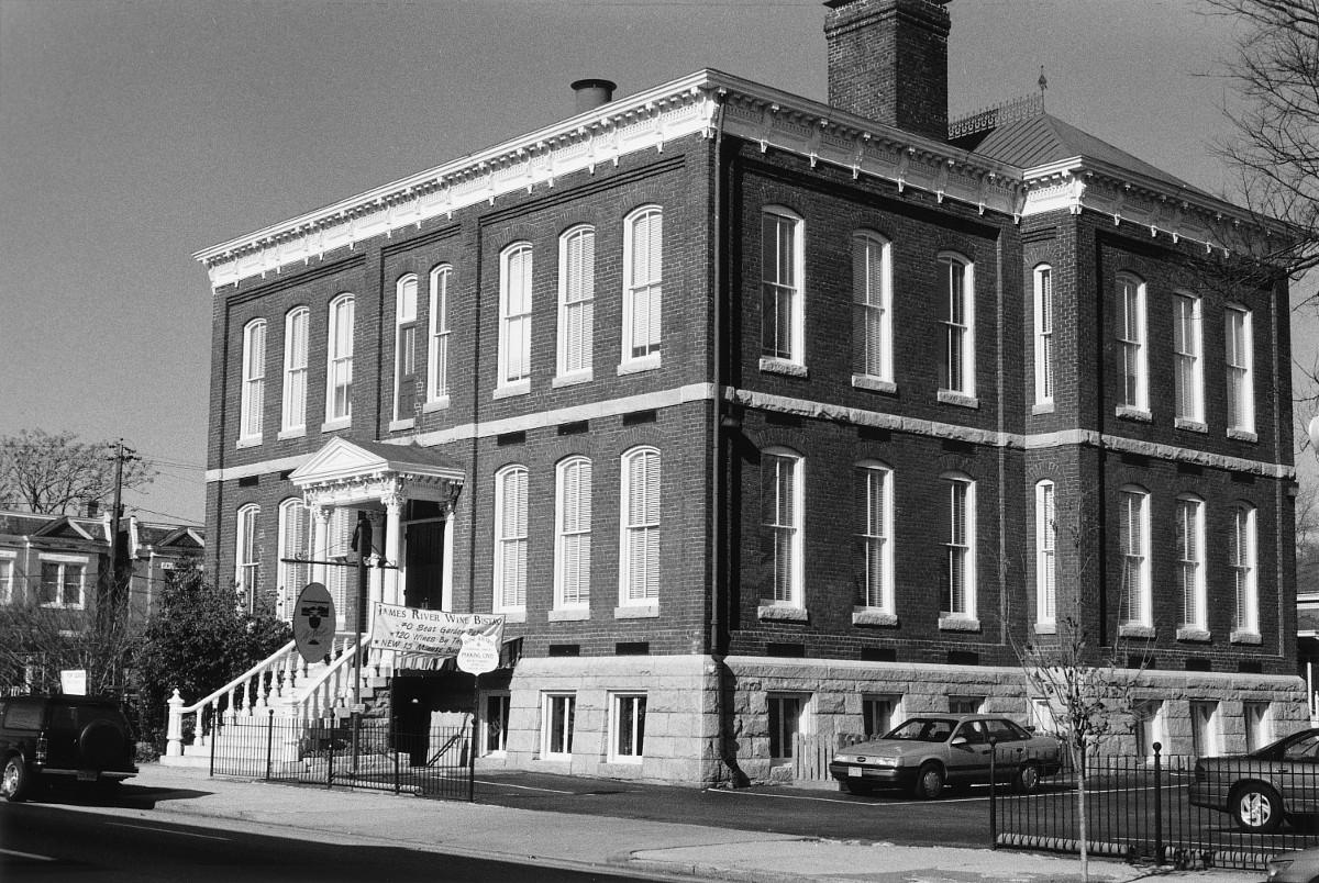 Stonewall Jackson School