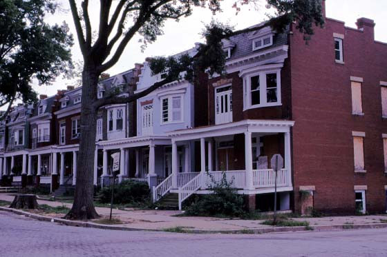 Oakwood-Chimborazo Historic District
