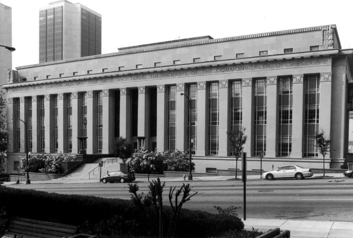 Virginia Department of Highways Building