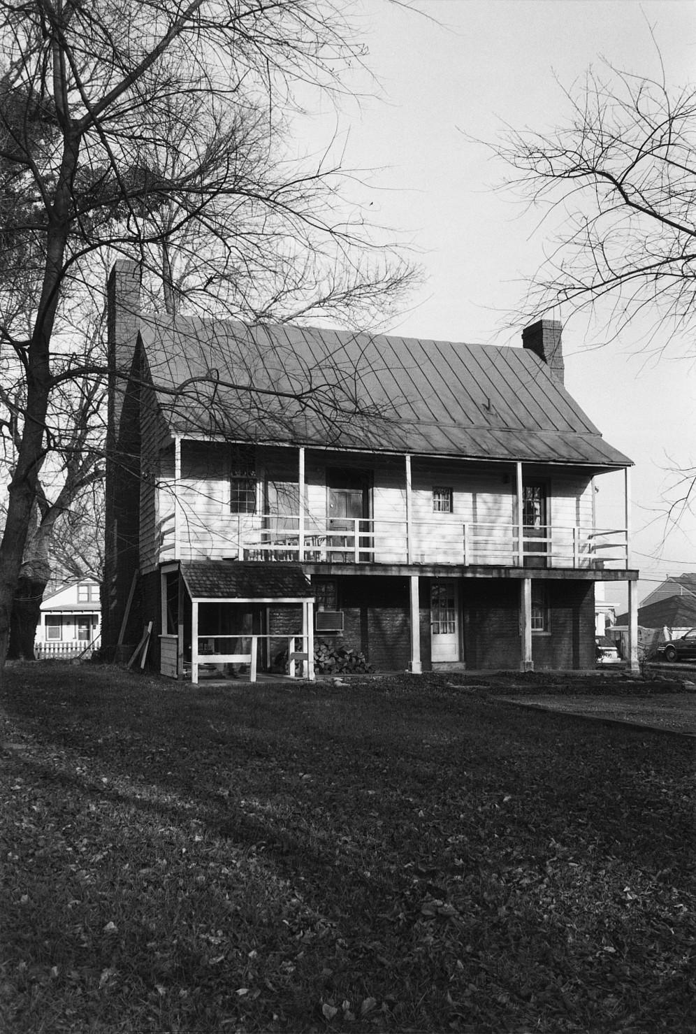 Weisiger-Carroll House