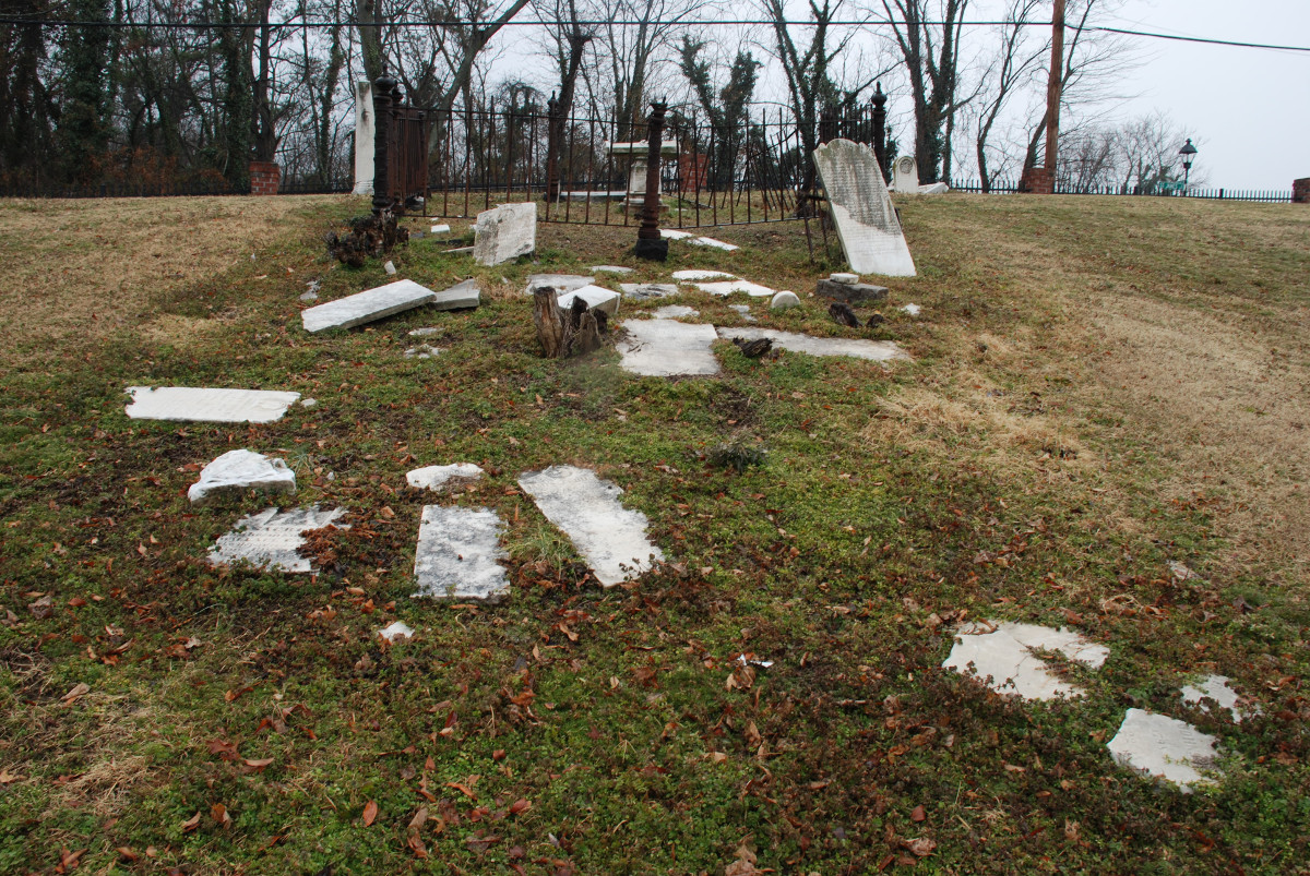 Barton Heights Cemeteries