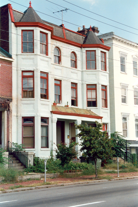 Monroe Ward Historic District