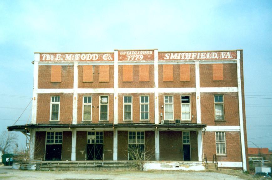 E. M. Todd Company Building