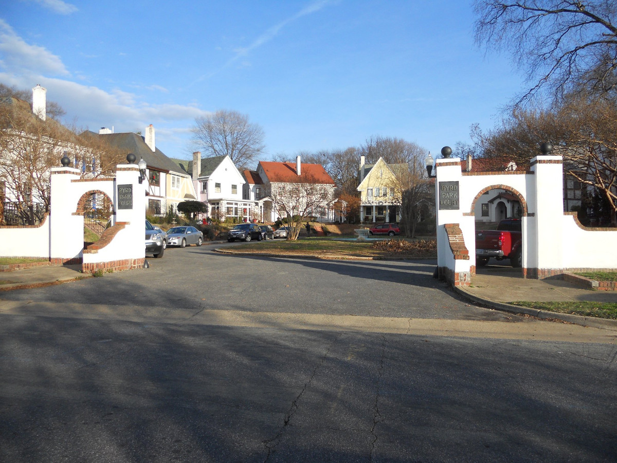 Byrd Park Court