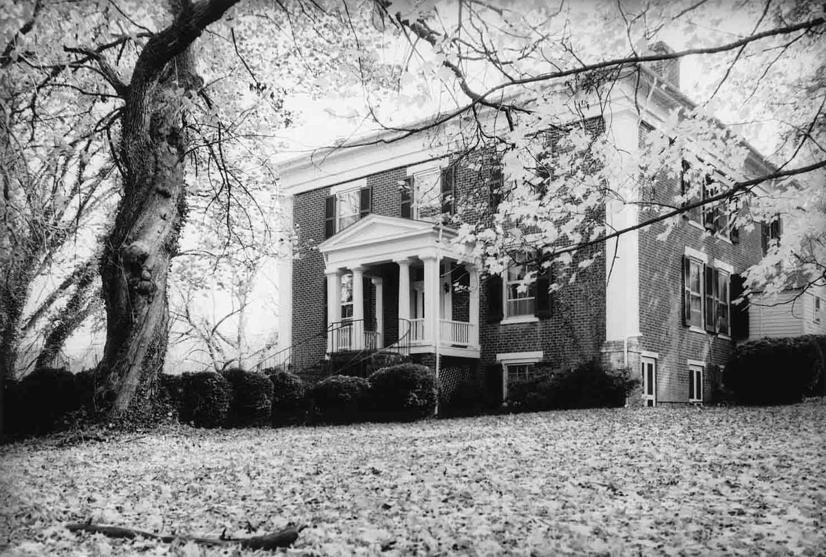 Lone Oaks (Benjamin Deyerle Place; also Winsmere)