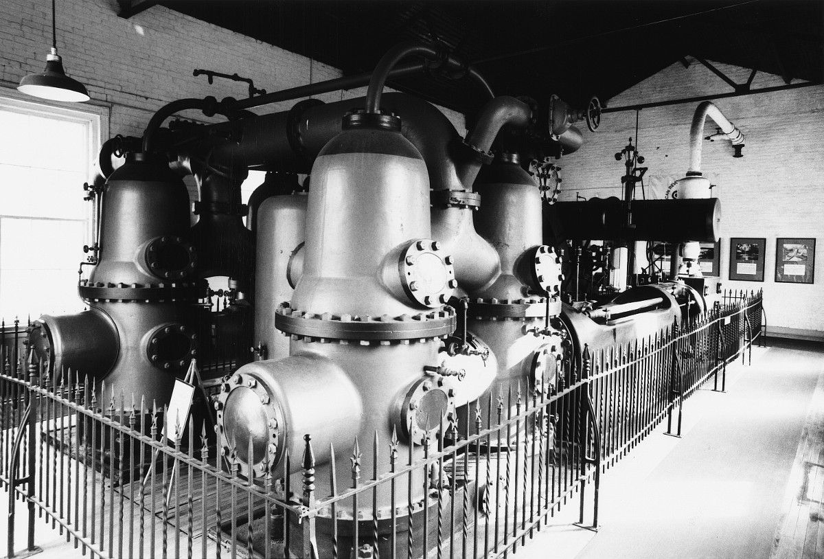 Crystal Spring Steam Pumping Station