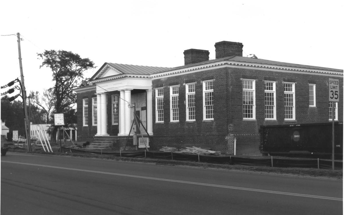Old Portlock School