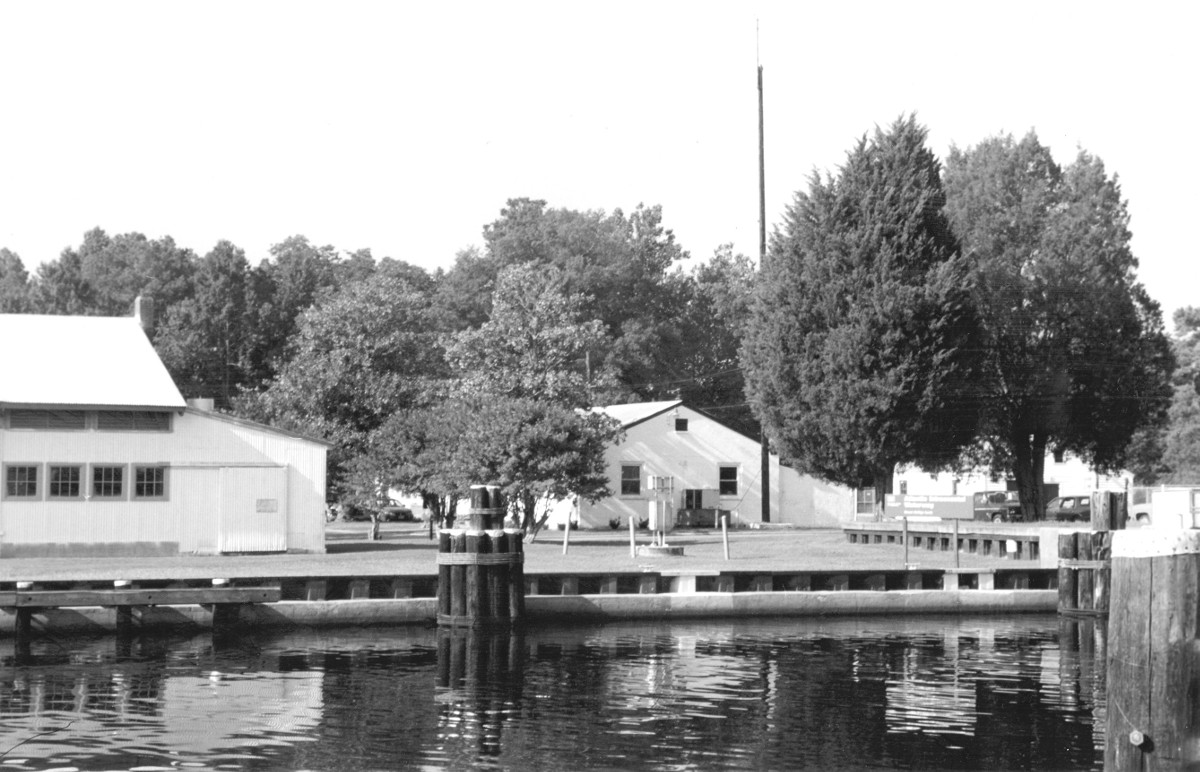Albemarle & Chesapeake Canal Historic District