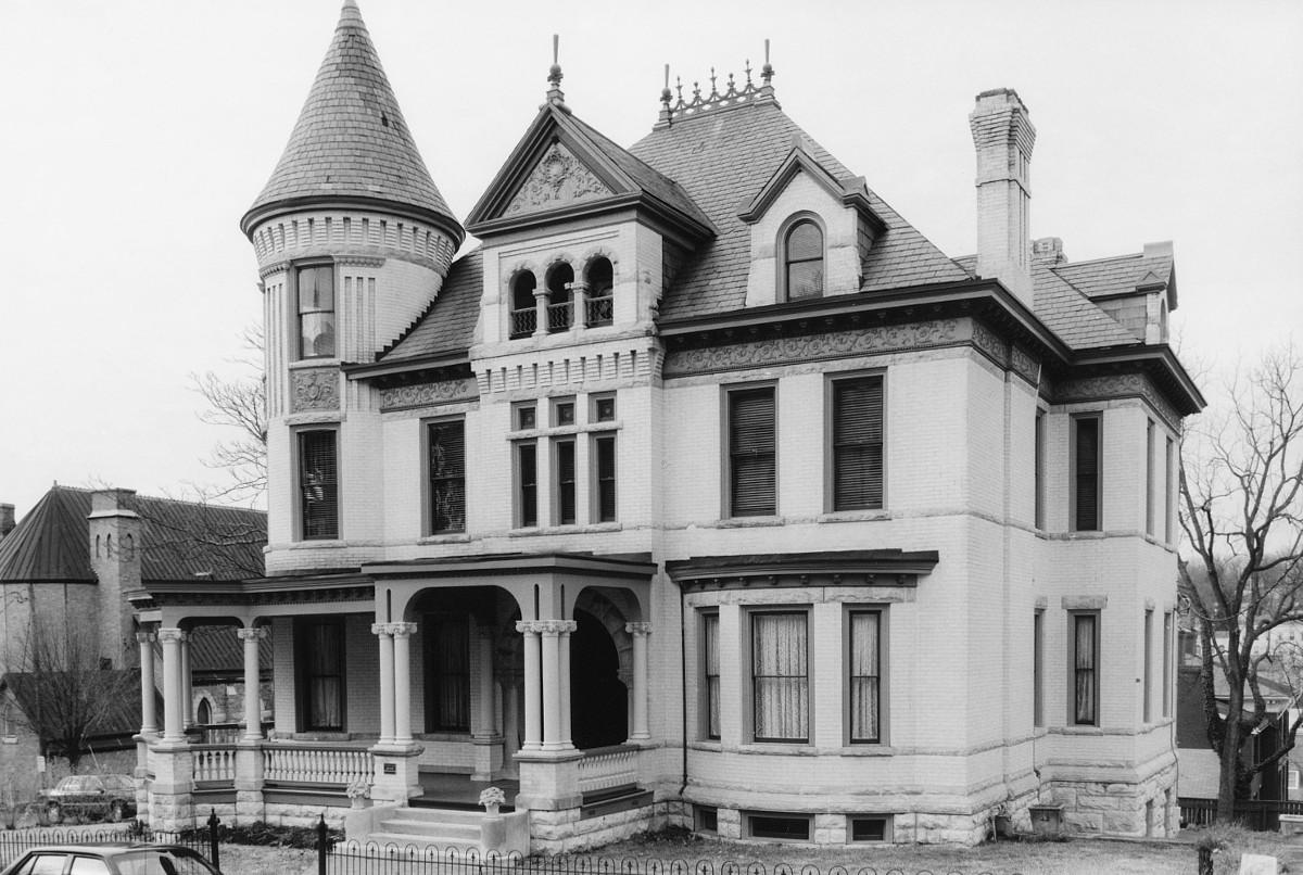 C. W. Miller House