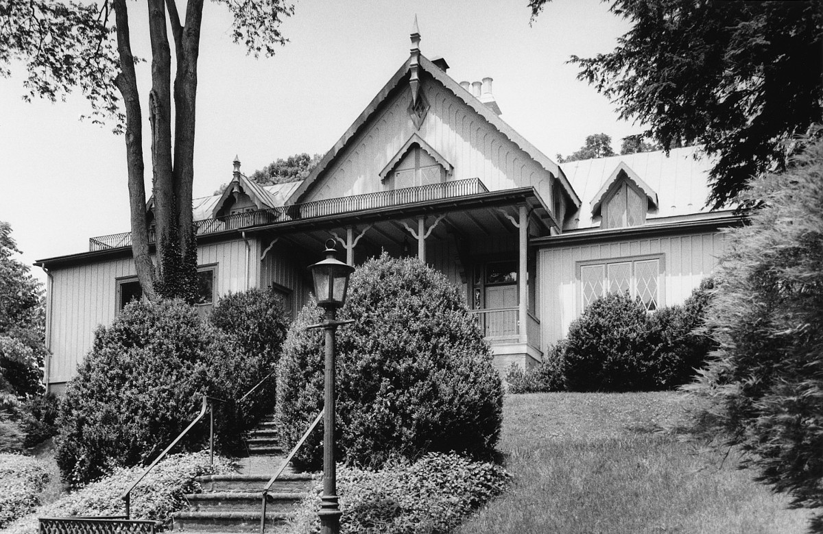J. C. M. Merrillat House