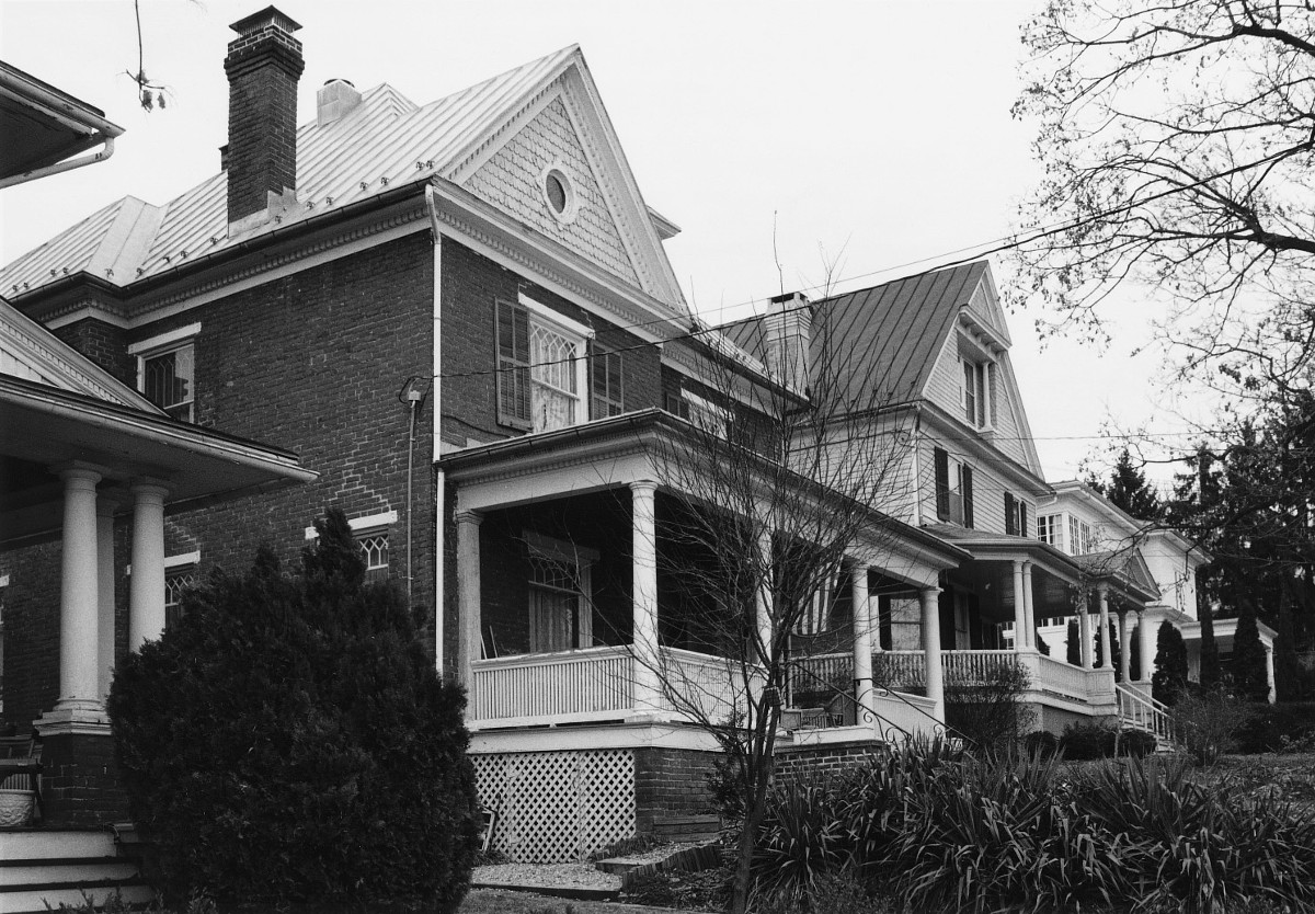 Gospel Hill Historic District