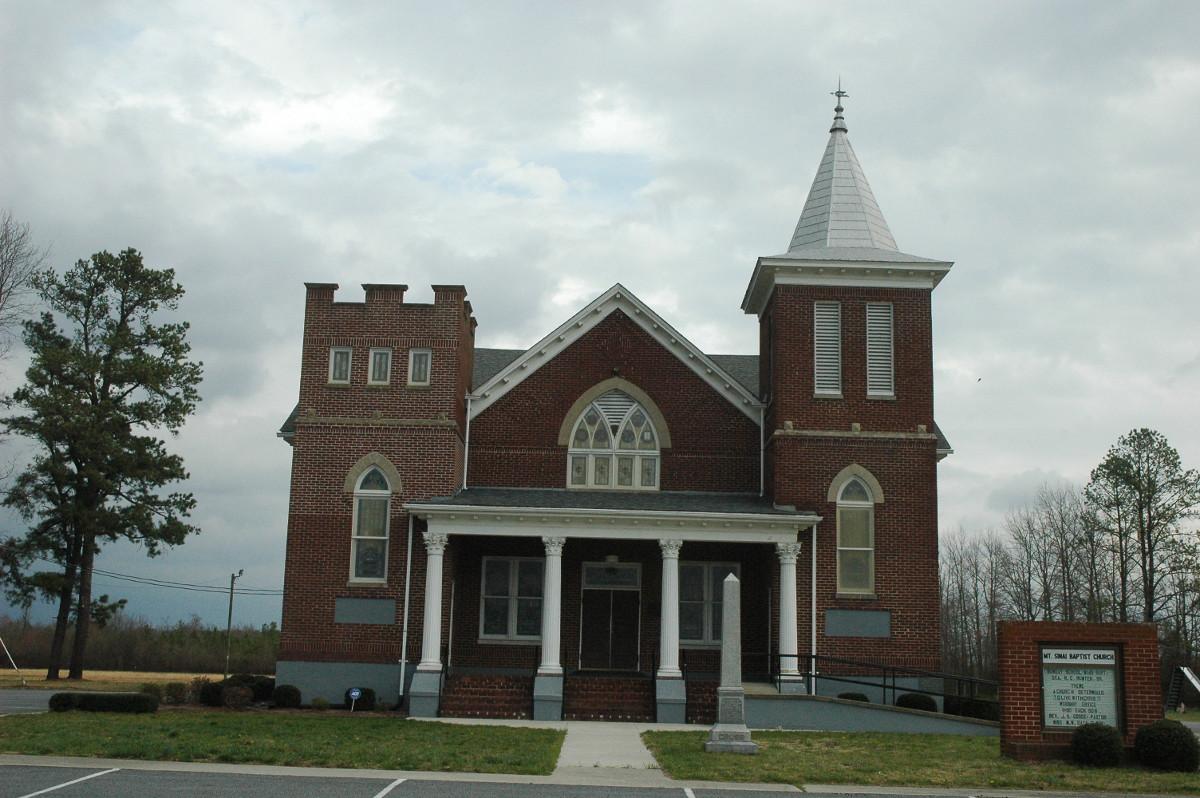 Mount Sinai Baptist Church