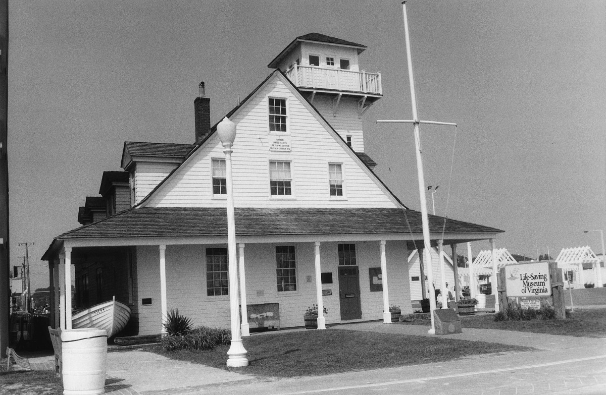 U.S. Coast Guard Station (Seatack Life Saving Station)